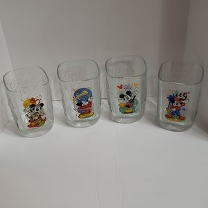 NWOT ~ McDonald's 2000 Mickey Mouse Cups